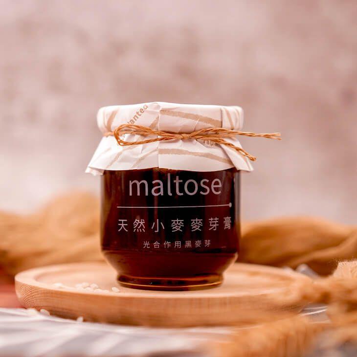 天然小麥麥芽膏 200g【贈送小鹹餅】 麥芽寡糖 古法麥芽膏 麥芽餅 麥芽牛奶